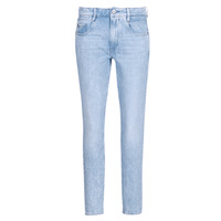 Textiel Dames Straight jeans G-Star Raw RADAR MID BOYFRIEND TAPERED Blauw / Light / Vintage