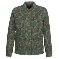 Textiel Dames Wind jackets G-Star Raw ROVIC AO FIELD OVERSHIRT Groen