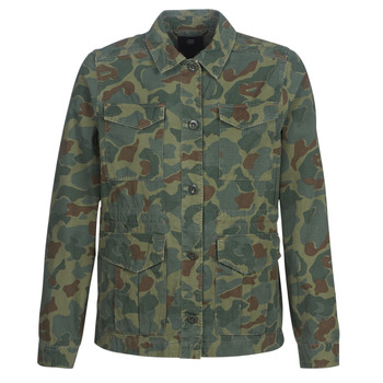 Textiel Dames Wind jackets G-Star Raw ROVIC AO FIELD OVERSHIRT Groen