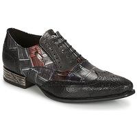 Schoenen Heren Klassiek New Rock SALSO Zwart