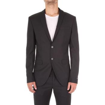 Textiel Heren Jasjes / Blazers Premium By Jack&jones 12141107 Nero