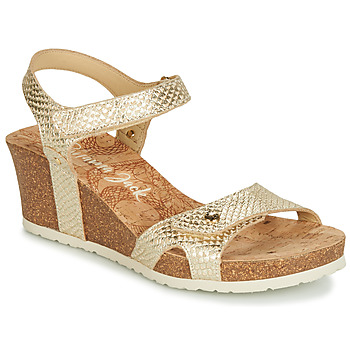 Schoenen Dames Sandalen / Open schoenen Panama Jack JULIA Goud