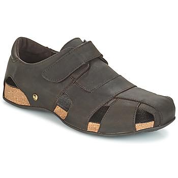 Schoenen Heren Sandalen / Open schoenen Panama Jack FLETCHER Bruin