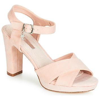 Schoenen Dames Sandalen / Open schoenen Xti 32035 Roze