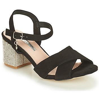 Schoenen Dames Sandalen / Open schoenen Xti 32063 Zwart
