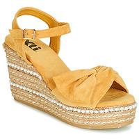 Schoenen Dames Sandalen / Open schoenen Xti 49073 Geel