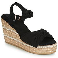 Schoenen Dames Sandalen / Open schoenen Xti 49073 Zwart