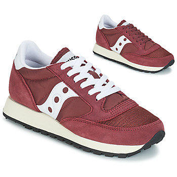 Schoenen Heren Lage sneakers Saucony Jazz Original Vintage Bordeau / Wit