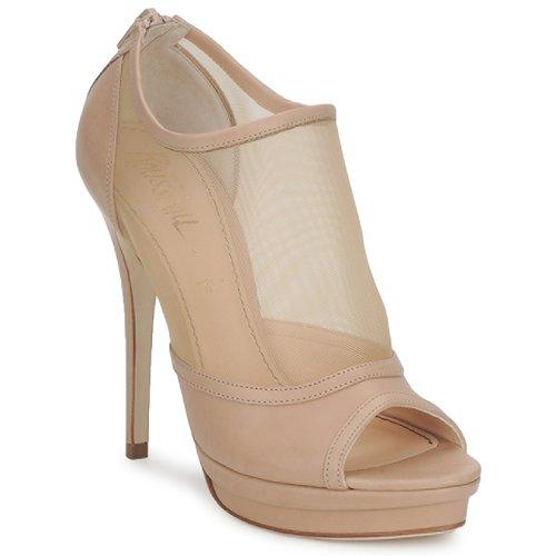 Schoenen Dames Low boots Jerome C. Rousseau ELLI MESH Nude