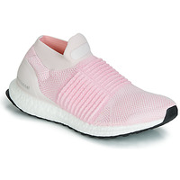 Schoenen Dames Running / trail adidas Performance ULTRABOOST LACELESS Roze