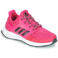Schoenen Meisjes Running / trail adidas Performance RAPIDARUN K Roze