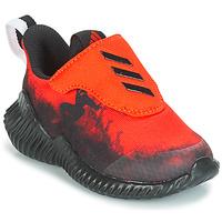 acc30f02a66 Schoenen Jongens Running / trail adidas Performance FORTARUN SPIDER-MAN Rood  / Zwart