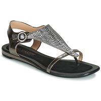Schoenen Dames Sandalen / Open schoenen JB Martin ARMOR Zwart / Zilver