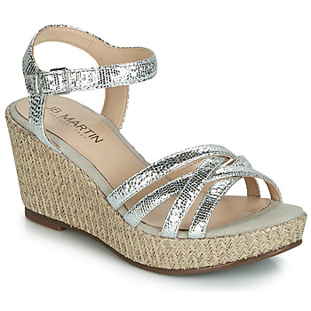 Schoenen Dames Sandalen / Open schoenen JB Martin DAME Zilver