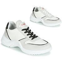 Schoenen Dames Lage sneakers Chattawak ASTRAGALE Wit