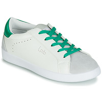 Schoenen Dames Lage sneakers LPB Shoes ABIGAELE Wit