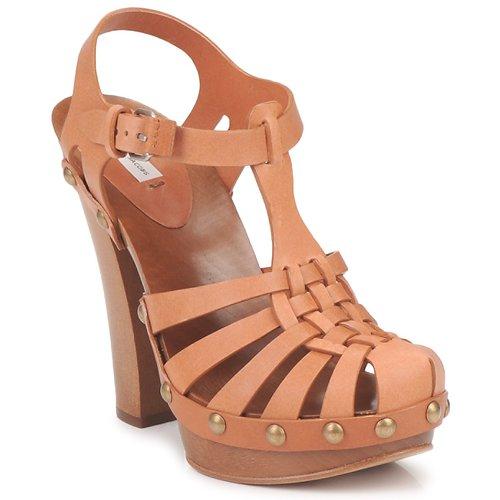 Schoenen Dames Sandalen / Open schoenen Marc Jacobs MJ18051 Beige