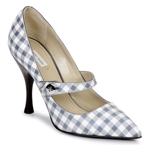 Schoenen Dames pumps Marc Jacobs MJ18354 Grijs