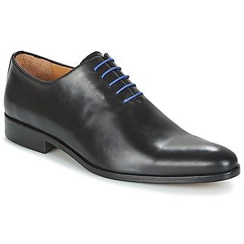 Schoenen Heren Klassiek Brett & Sons AGUSTIN Zwart