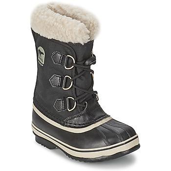 Schoenen Kinderen Snowboots Sorel YOOT PAC NYLON Zwart
