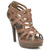 Schoenen Dames Sandalen / Open schoenen Stéphane Kelian LOULOU Bruin