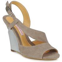 Schoenen Dames Sandalen / Open schoenen Charles Jourdan PALOMA Bruin