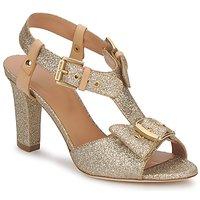 Schoenen Dames Sandalen / Open schoenen Sonia Rykiel DEFIL GAT Glitter / Goud