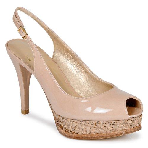 Schoenen Dames Sandalen / Open schoenen Stuart Weitzman SLINK Roze