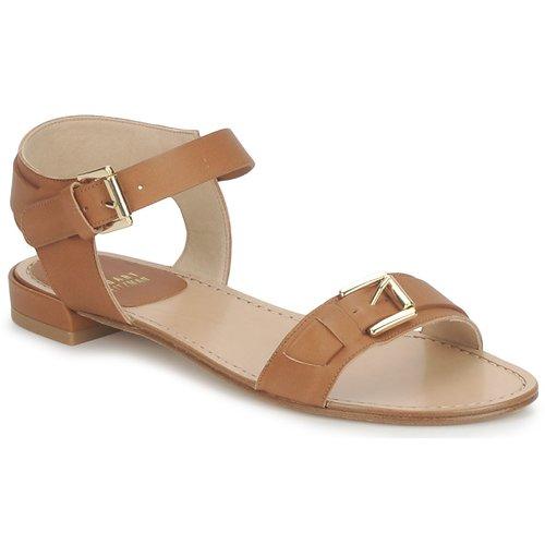 Schoenen Dames Sandalen / Open schoenen Stuart Weitzman BEBOP Bruin