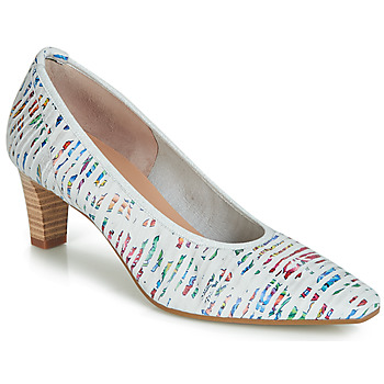 Schoenen Dames pumps Perlato MORTY Wit