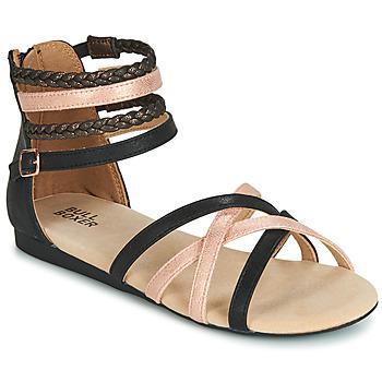 Schoenen Meisjes Sandalen / Open schoenen Bullboxer AED009 Zwart