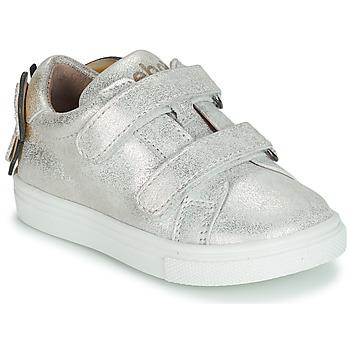 Schoenen Meisjes Lage sneakers Acebo's BAMBU Beige