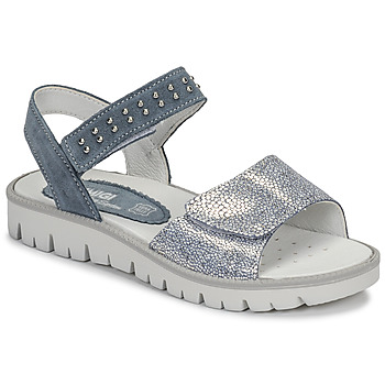 Schoenen Meisjes Sandalen / Open schoenen Primigi (enfant) 3391011 Blauw