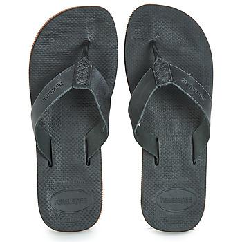Schoenen Heren Teenslippers Havaianas URBAN SPECIAL Zwart