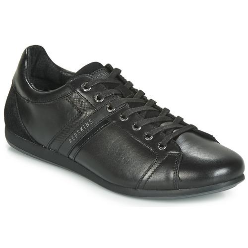 5939fa299150 Schoenen Heren Lage sneakers Redskins WASEK II Zwart