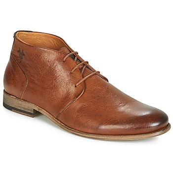 Schoenen Heren Laarzen Kost SARRE 1 Cognac
