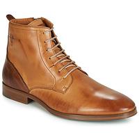 Schoenen Heren Laarzen Kost NICHE 39 Cognac
