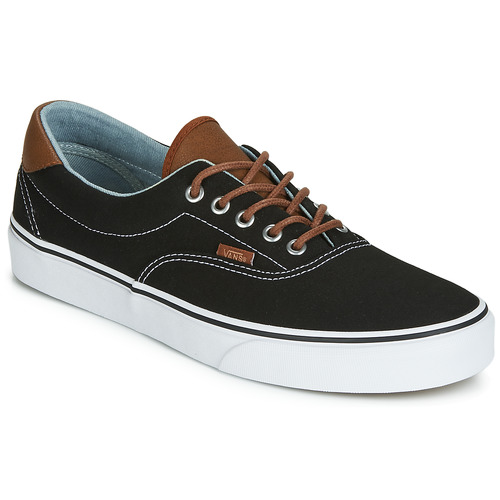 d64f6ed7807143 Schoenen Heren Lage sneakers Vans ERA 59 Zwart