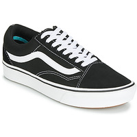 Schoenen Lage sneakers Vans COMFYCUSH OLD SKOOL Zwart / Wit
