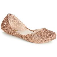 Schoenen Dames Ballerina's Melissa CAMPANA PAPEL VII Goud