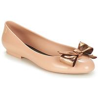 Schoenen Dames Ballerina's Melissa DOLL III Beige / Brons