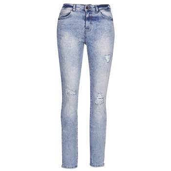 Textiel Dames Boyfriend jeans Noisy May NMKIM Blauw / Clair