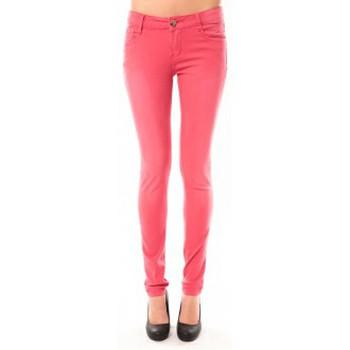 Textiel Dames Jeans Dress Code Jeans D.Cherri JG-89080 Fushia Roze