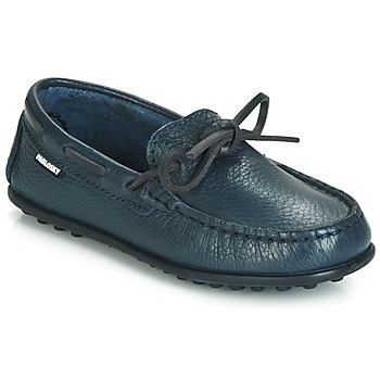 Schoenen Jongens Mocassins Pablosky 125125 Blauw