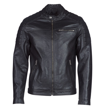 Textiel Heren Wind jackets Jack & Jones JCOROCKY Zwart