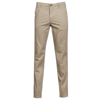 Textiel Heren Chino's Jack & Jones JJIMARCO Beige