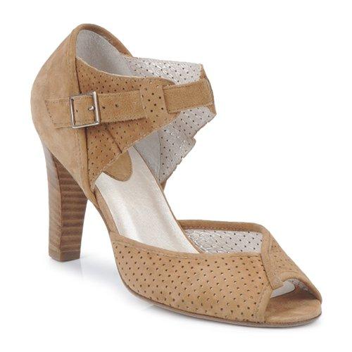 Schoenen Dames Sandalen / Open schoenen Mosquitos CILLIAN Bruin