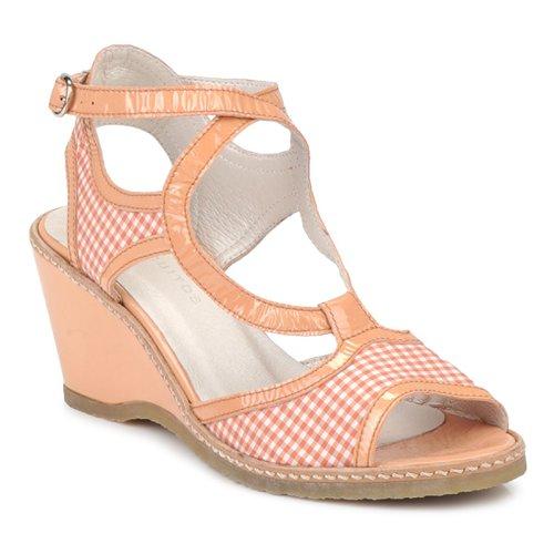 Schoenen Dames Sandalen / Open schoenen Mosquitos HOURA Beige