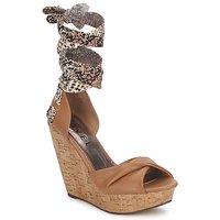 Schoenen Dames Sandalen / Open schoenen Ravel JEMMA Camel