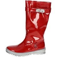 Schoenen Kinderen Regenlaarzen Blumarine D2697 Red